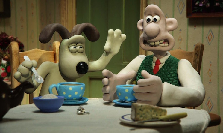 'Wallace and Gromit' Voice Actor Peter Sallis Dead at 96