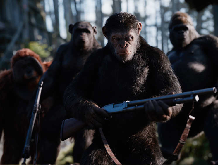 War for the Planet of the Apes Directed by Matt Reeves