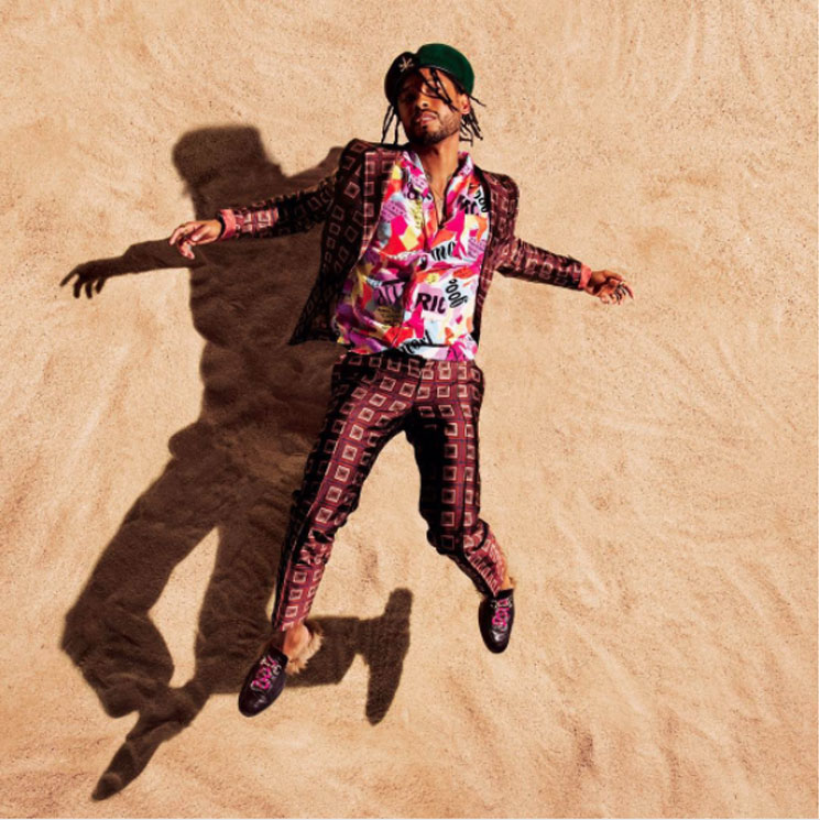 "Miguel ""Come Through and Chill"" (ft. J. Cole & Salaam Remi)"