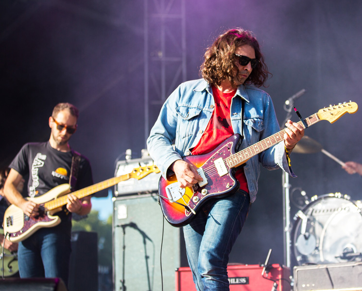 The War On Drugs Garrison Stage, Toronto ON, June 6