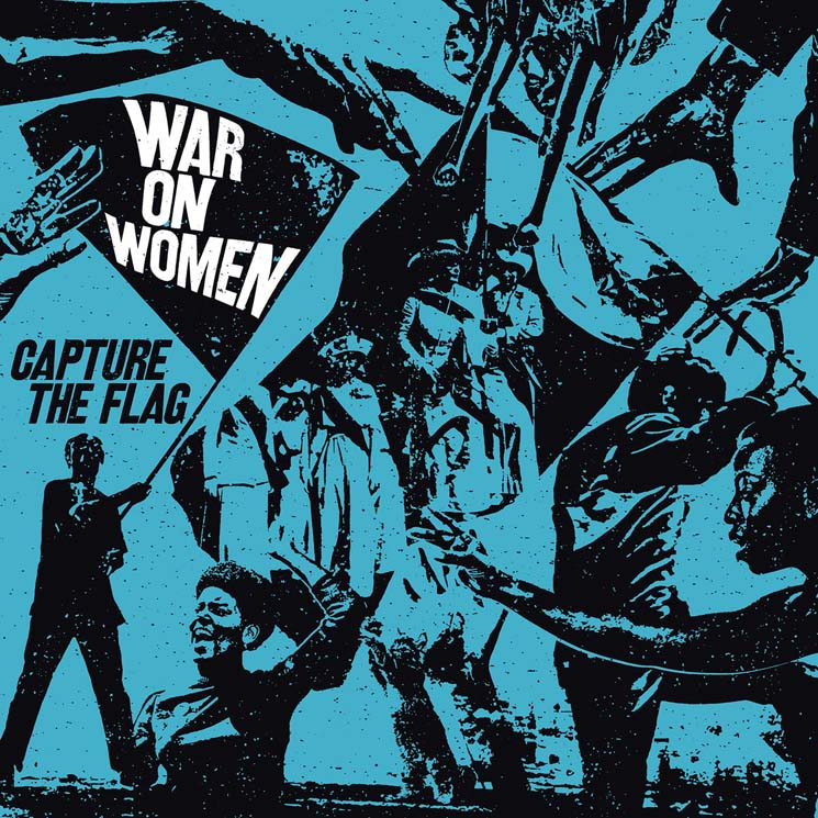 War On Women Capture the Flag