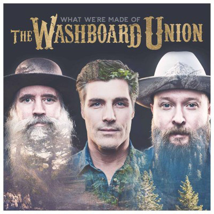 The Washboard Union What We're Made Of