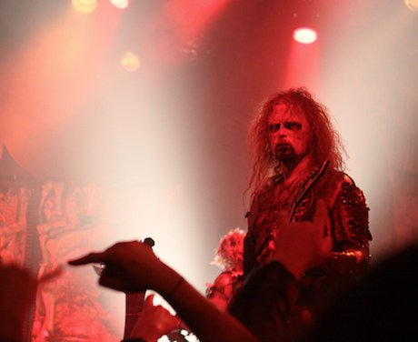 Watain / In Solitude / Tribulation Opera House, Toronto ON, October 12
