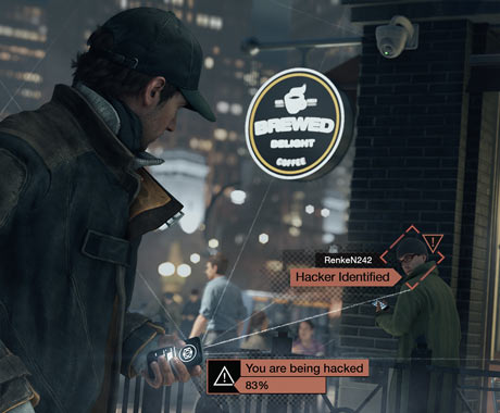 Spies Like Us What 'Watch Dogs' Wants To Teach Us About Privacy