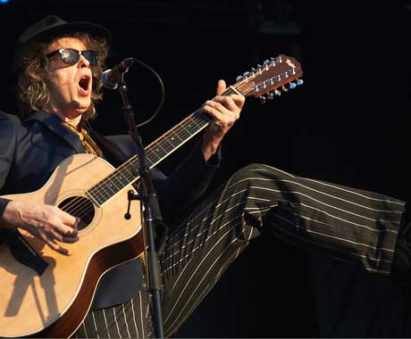 The Waterboys Co-Headlining Stage, LeBreton Flats, Ottawa ON, July 12