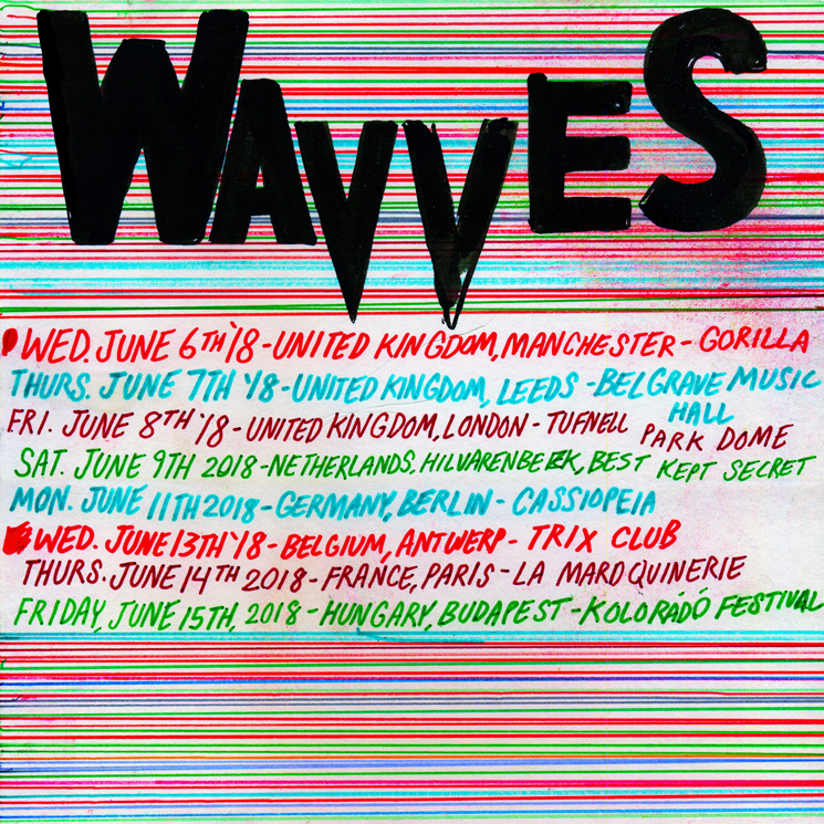 Wavves 'Onie' (Electric Prunes cover)
