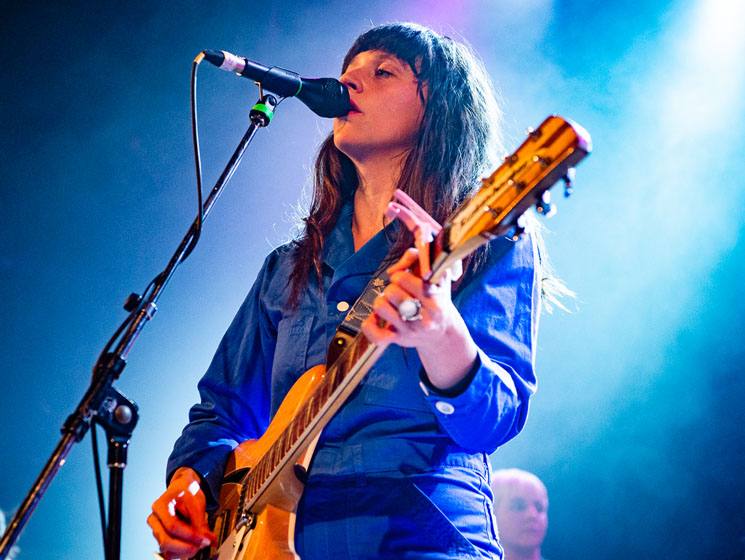 Waxahatchee / Hurray for the Riff Raff / Bedouine Opera House, Toronto ON, April 19