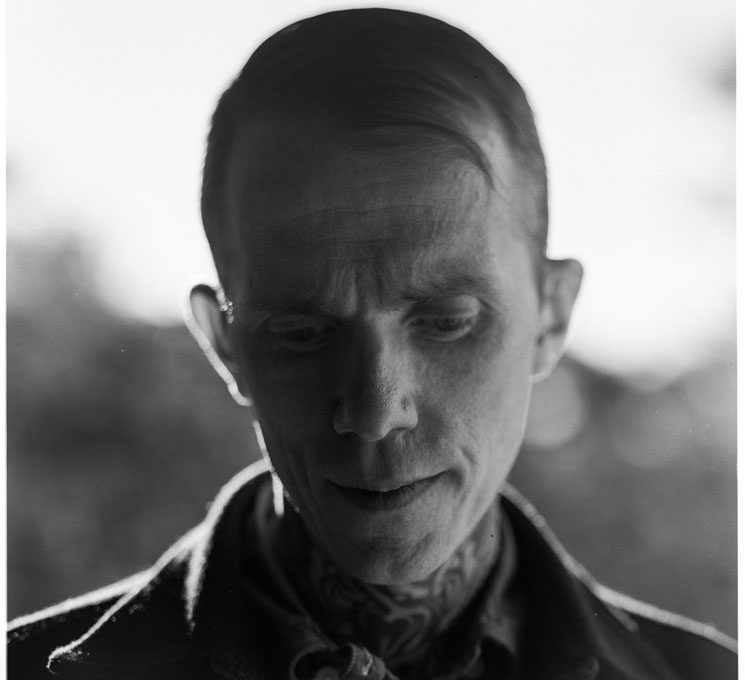 Catching Up With Jacob Bannon: Five Facts About New Solo Project Wear Your Wounds