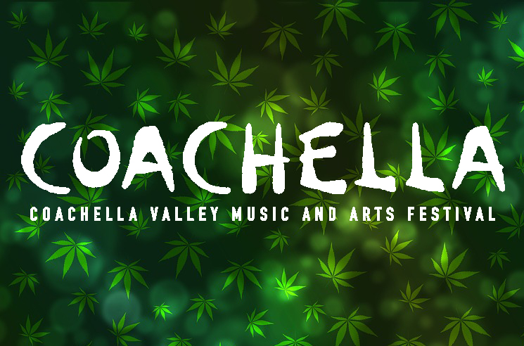 "Coachella Will Feature a Weed ""Oasis"""