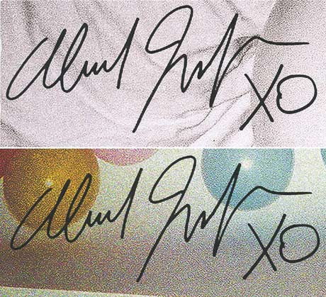 The Weeknd Uses Pre-Printed Signatures for Limited 'Trilogy' LP Box Set