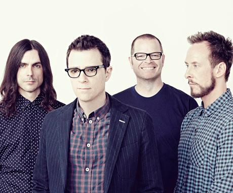 Weezer A Rivers Runs Through It