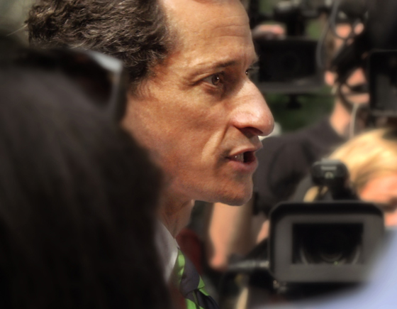 Weiner Directed by Josh Kriegman and Elyse Steinberg
