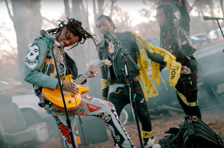 "Migos ""What the Price"" (video)"
