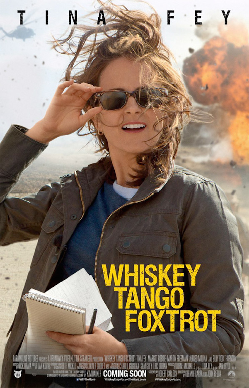 Whiskey Tango Foxtrot Trailer