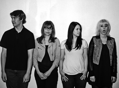 White Lung Bring <i>It's the Evil</i> to Ontario and Quebec