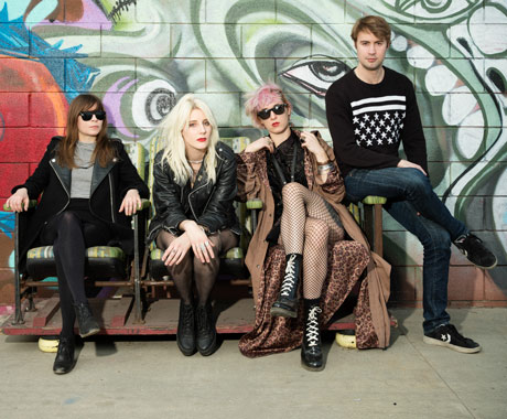 White Lung Torn Together