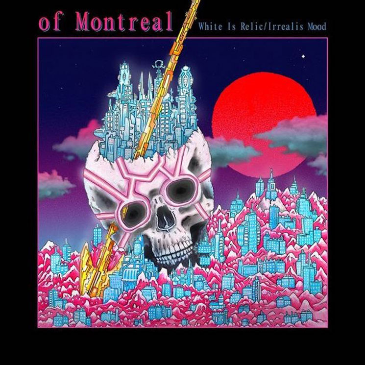 Of Montreal Return with 'White Is Relic/Irrealis Mood'