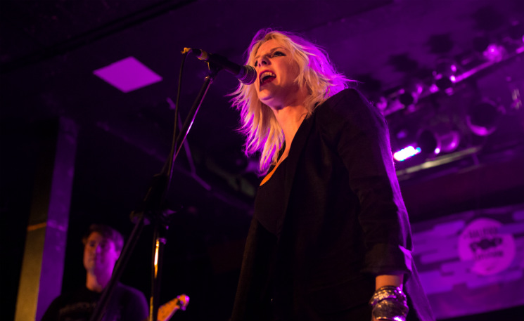 White Lung Marquee Club, Halifax NS, October 19