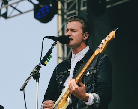 Wild Beasts Green Stage, Union Park, Chicago IL, July 19