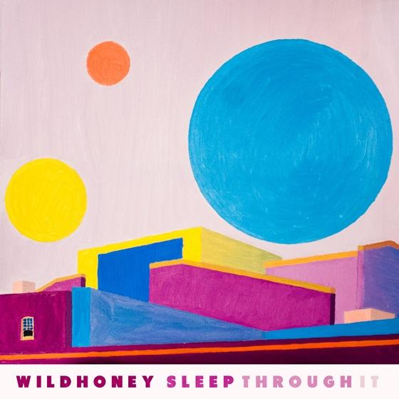 Wildhoney 'Sleep Through It' (album stream)