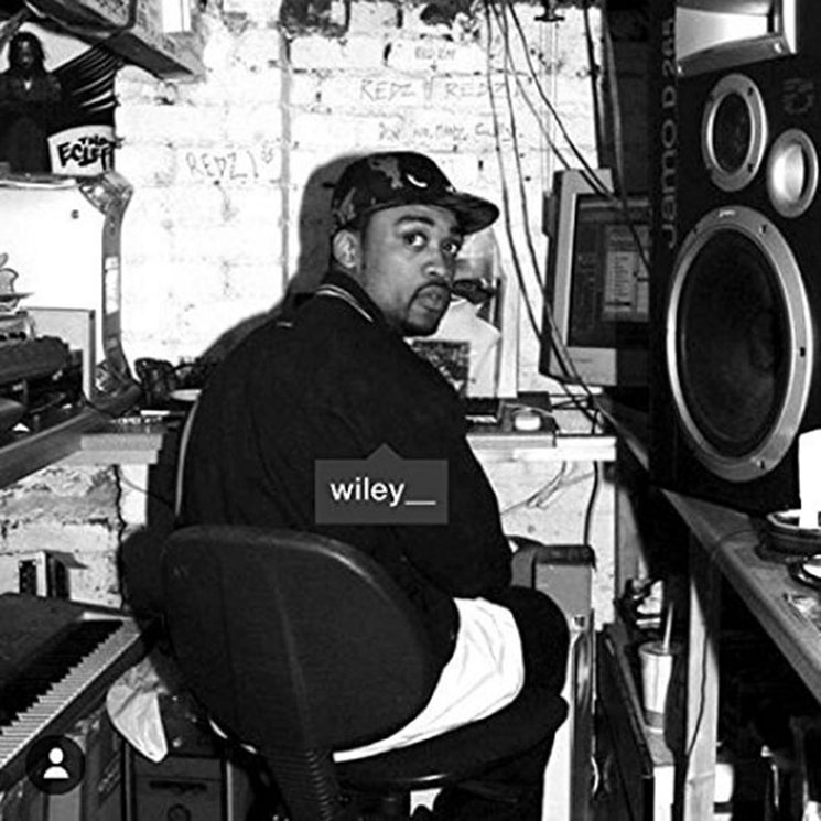 Wiley Says 'Godfather' Is 'My Last Album, in Theory'