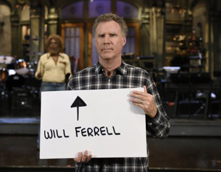 Will Ferrell Hospitalized After SUV Flipped in Car Crash
