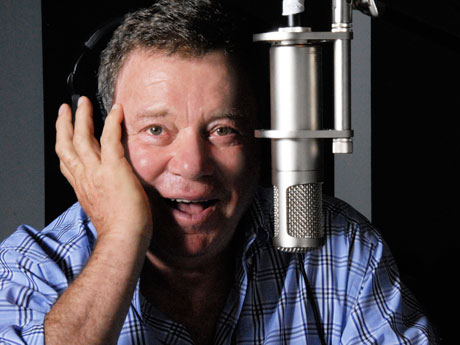 William Shatner The Exclaim! Questionnaire