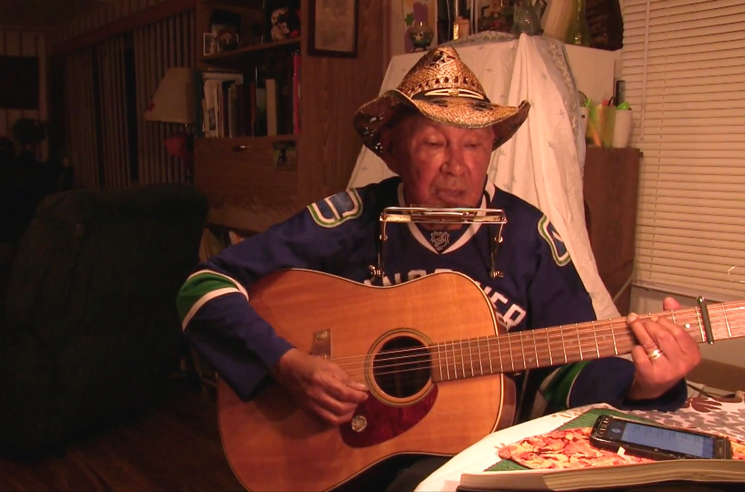 Willie Thrasher Shares Humboldt Broncos Tribute 'Little Town in Saskatchewan'