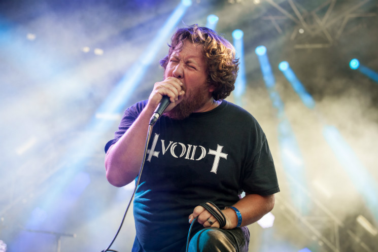 Pig Destroyer Parc Jean-Drapeau, Montreal QC, August 9