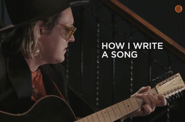Arcade Fire's Win Butler Shares Some Seriously Ridiculous Songwriting Tips with Clickhole
