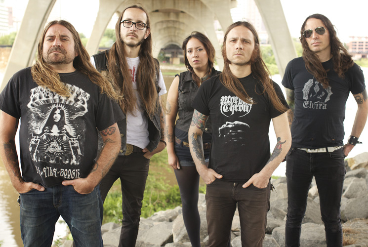 ​Windhand Are Ready for 'Grief's Infernal Flower' to Break Through