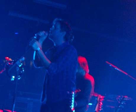 Wintersleep Danforth Music Hall, Toronto ON, June 15