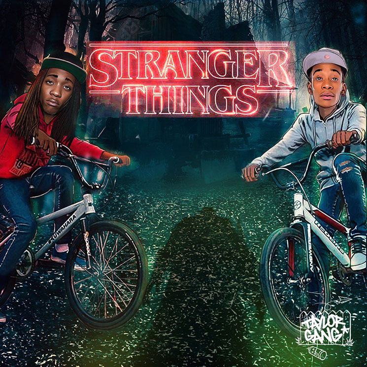 "Wiz Khalifa ""Stranger Things"" (ft. J.R. Donato)"