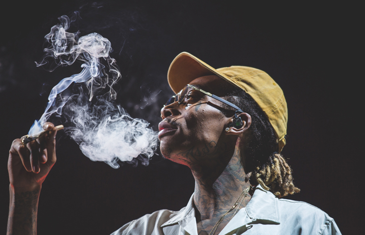Wiz Khalifa Refuses to Apologize for Racist Lyrics About Koreans
