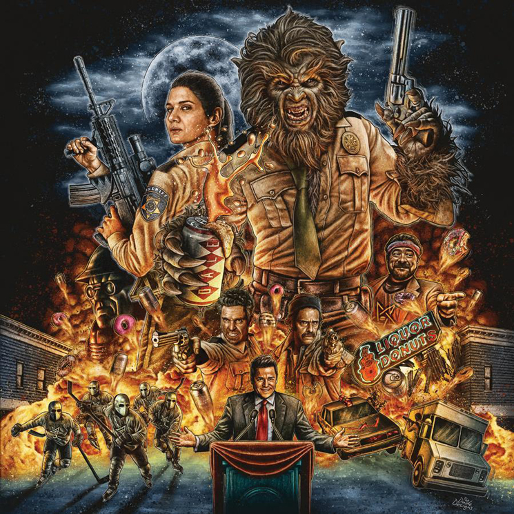 Shooting Guns Bring 'Another WolfCop' Score to Vinyl