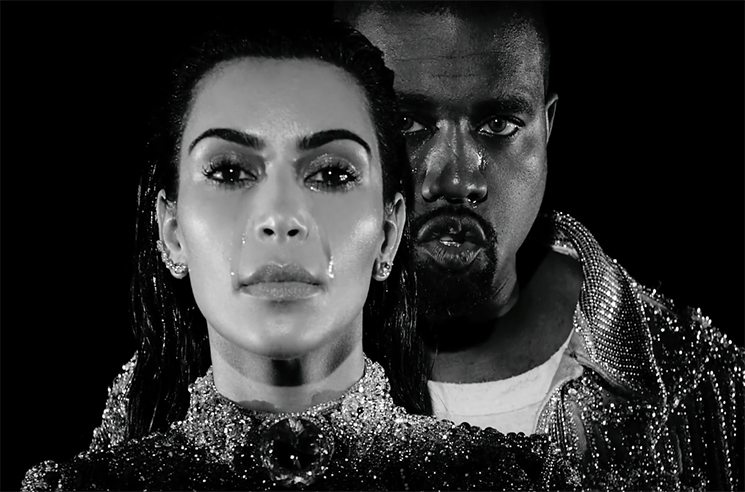 Kanye West Breaks Down in Tears in Epic 'Wolves' Video
