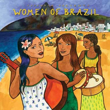 Various Putumayo Presents Women of Brazil