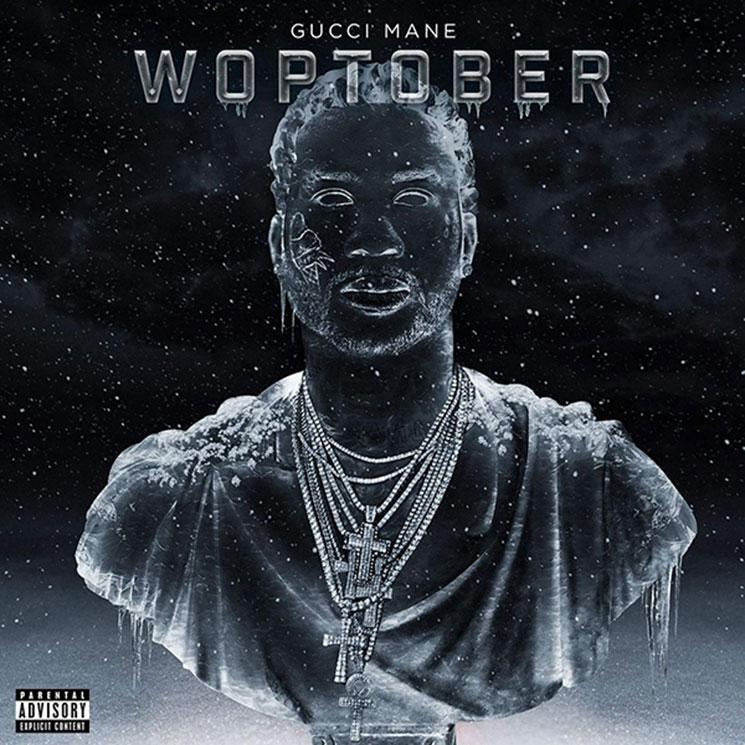 Gucci Mane Details 'Woptober' LP