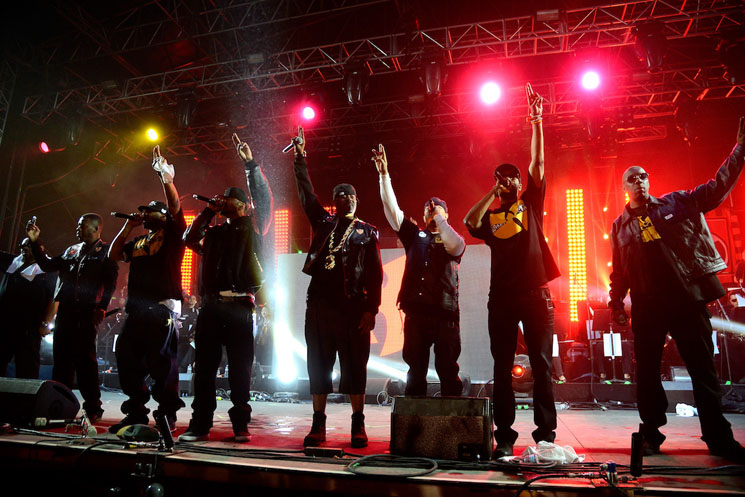 Wu-Tang Clan Are Getting Their Own Showtime Docuseries