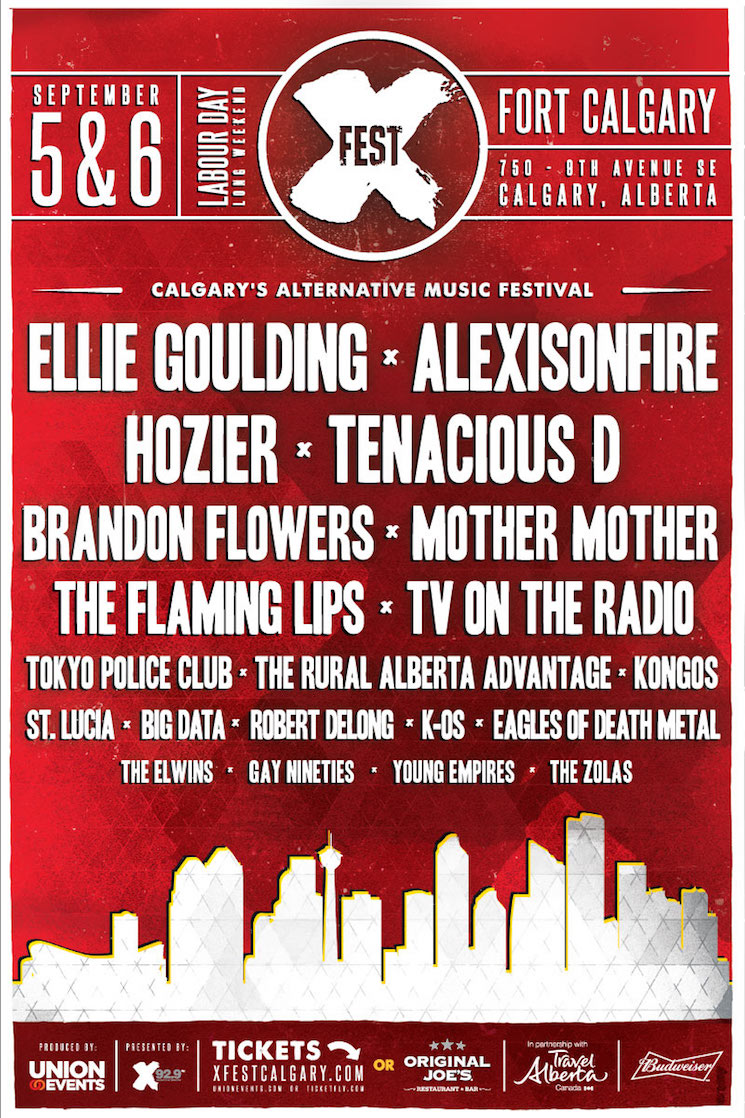 """Calgary's X-Fest Cancelled Due to """"Adverse Weather"""""""