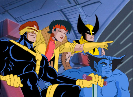 X-Men: Animated Series