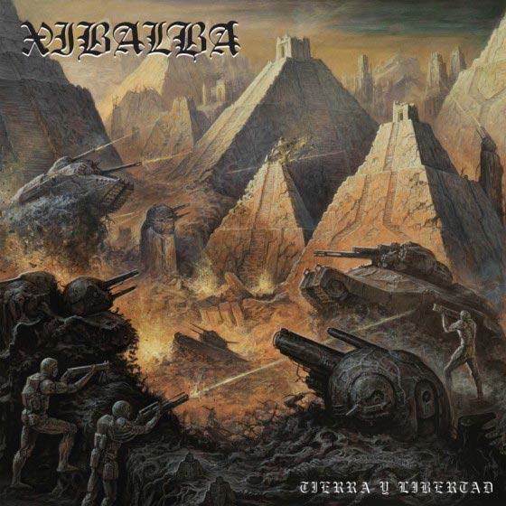 Xibalba Announce 'Tierra Y Libertad' LP