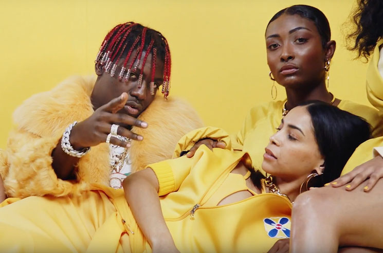 Lil Yachty 'Lady in Yellow' (video)