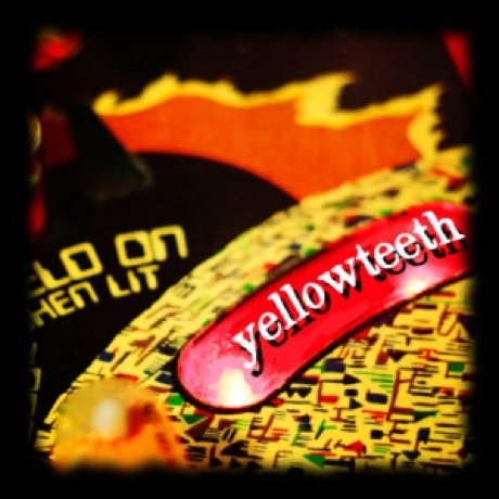 Yellowteeth 'Pinball Session' (live in-studio)