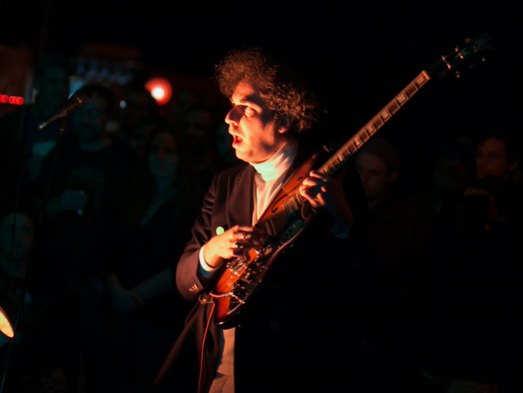 Yonatan Gat M for Montreal, Montreal QC, November 17