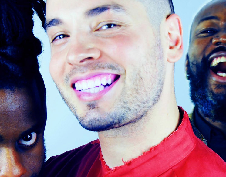 ​Young Fathers Discuss Pop Influence on 'White Men Are Black Men Too'
