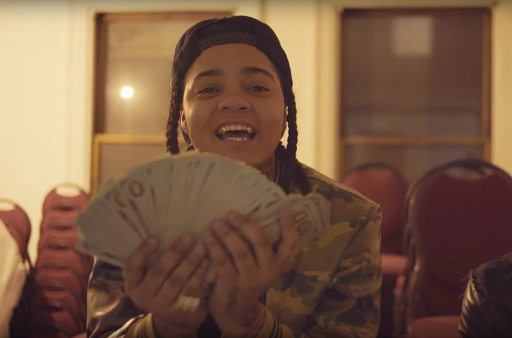"Young M.A ""Eat"" (video)"