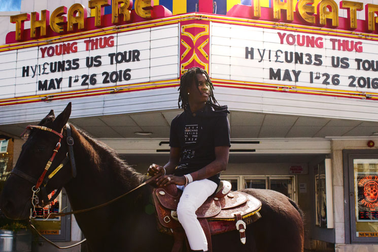"​Young Thug Is Dropping a Drake-Assisted ""Singing Album"" This Week"