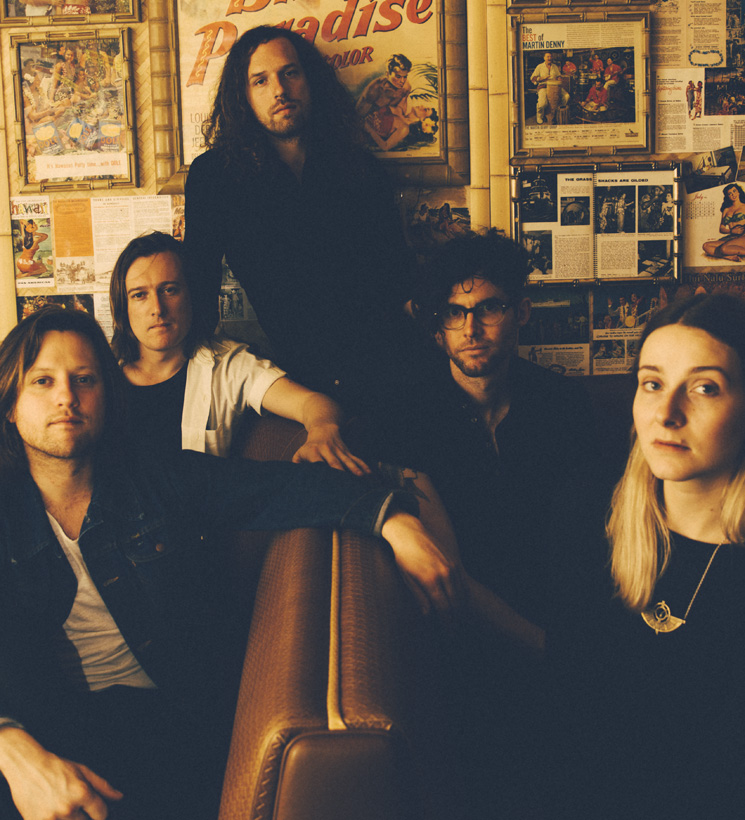Yukon Blonde Announce Coast-to-Coast Dates with Hey Rosetta!