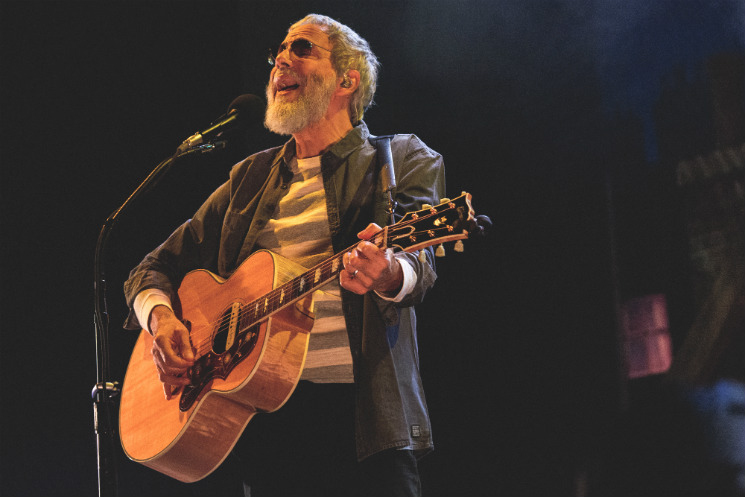 Yusuf Islam Sony Centre, Toronto ON, September 12
